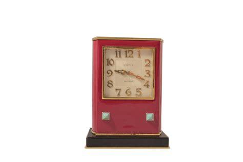 deco table clock cartier deco table clock eleuteri