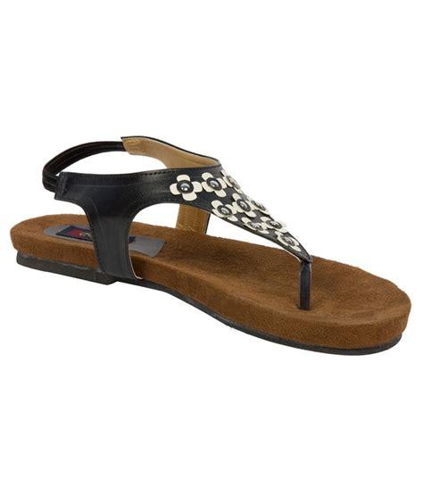 Adelee Black Suede Comfort Sandals Buy Women S Sandals