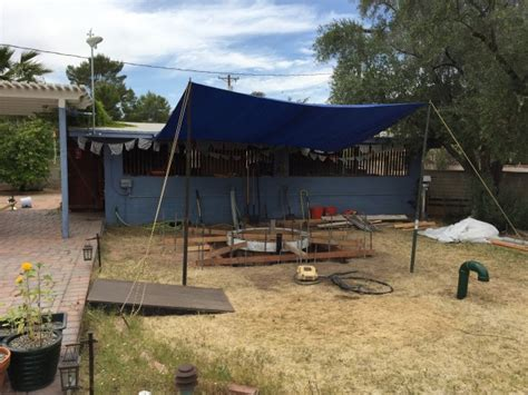backyard blasts man discovers backyard bomb shelter underneath his yard
