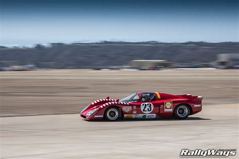ferrari classic race car porsche 908 inspired chevron b16 vintage race car