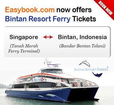 ferry from singapore to bintan easybook now offers bintan resort ferry tickets easybook