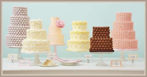 wedding cake sederhana cara sederhana menghemat wedding cake sesuai budget