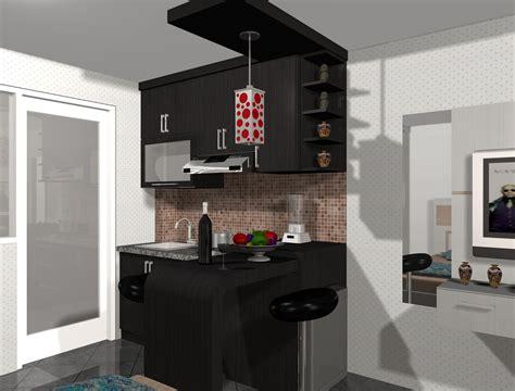 design interior apartemen kalibata city kitchen set minimalis apartemen di bandung hp 0896 1474