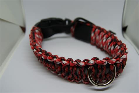 puppy collar size led paracord collar size x large begables treats