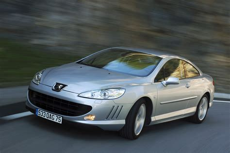 peugeot 607 coupe peugeot 407 coup 233 all pages