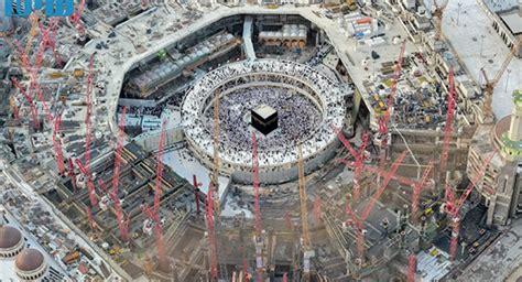 new design masjid al haram haram to get fourth floor of mataf for hajj voice of the