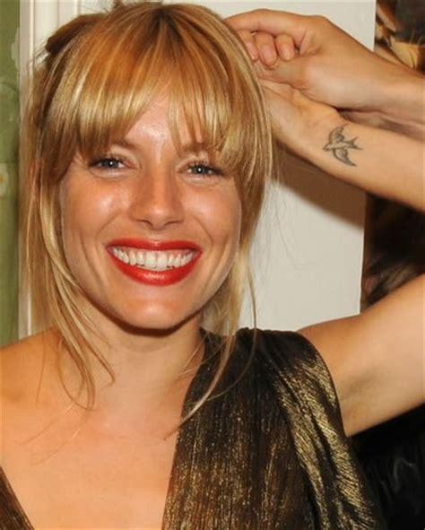 sienna miller tattoo miller 2018 hair legs style weight