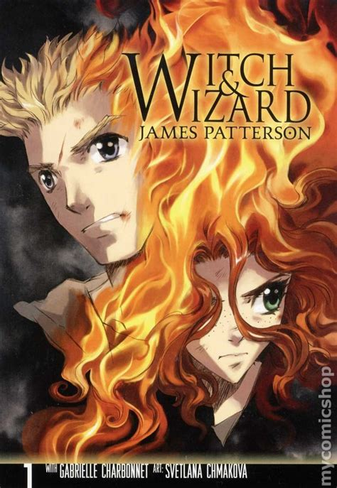 witch and wizard witch and wizard gn 2011 yen press comic books