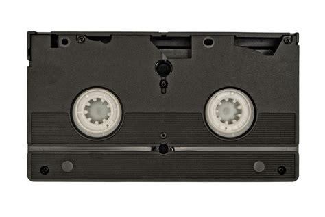 cassette vhs free photo vhs back information free image