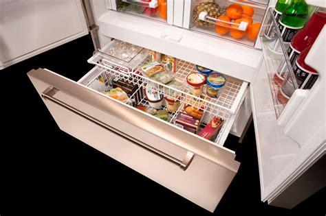 Sub Zero Freezer Drawer by Sub Zero S 42 Inch Door Refrigerator Bi 42ufd