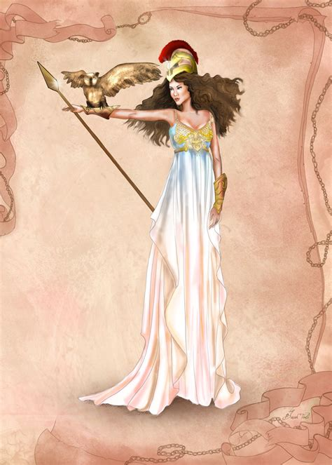 ancient greek goddess athenahairstyle illustration from the book complete fashion designers