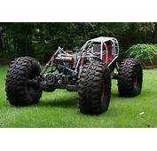 Custom Off Road Buggy  Wheels