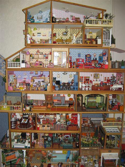 Basement Living Room by Vintage Lundby Update