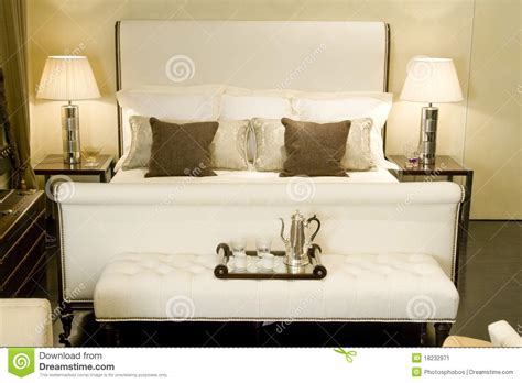how big is a double bed big double bed stock image image 18232971