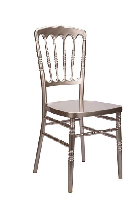 of the chair chagne resin quot inner steel quot napoleon chair