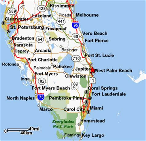 map of south west coast of florida county info