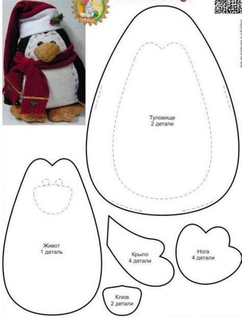 penguin craft template free printable penguin template search results