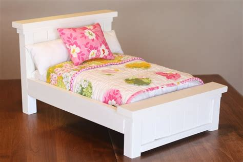 american girl doll bed plans woodcraft portland plans for 18 doll furniture bed plans