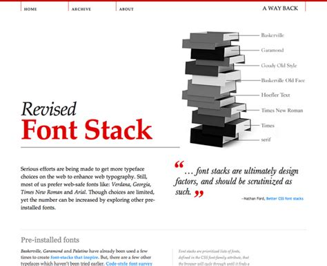 typography resources 30 of the best web typography resources webdesigner depot