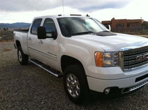 taos gmc find used 2012 gmc denali 2500hd with transferable