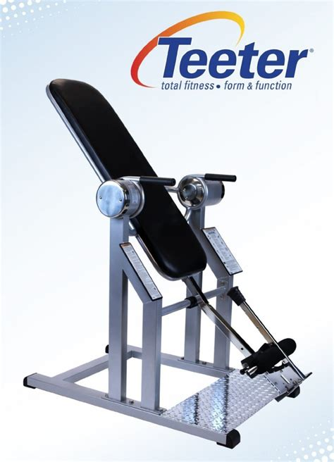 teeter power vi inversion table health care canadian home healthcare products mall