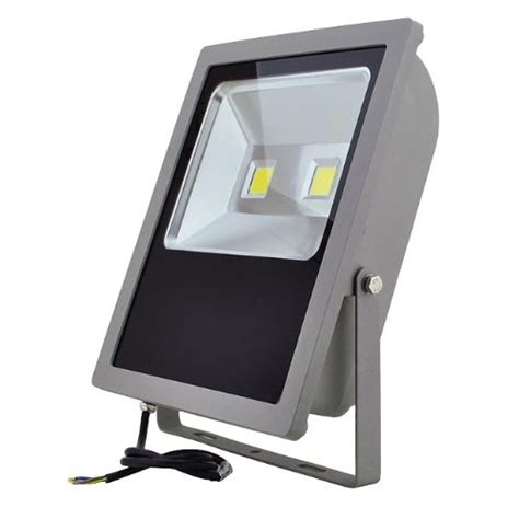 100 Watt Led Outdoor Flood Light Ledwholesalers Series 3 Led Outdoor Security Floodlight Fixture 100 Watt White 3709wh Sale
