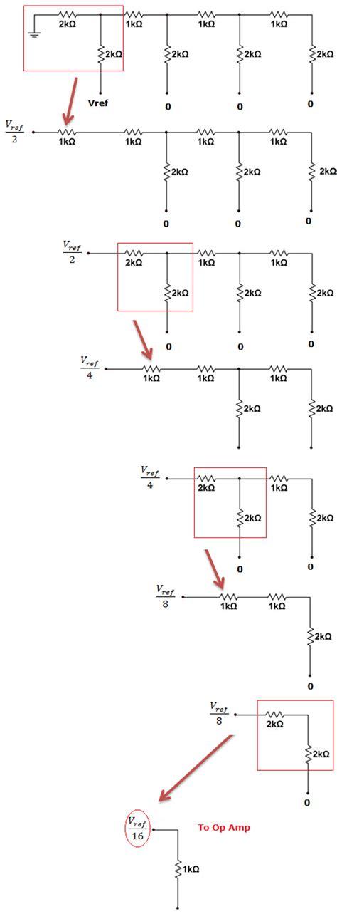 capacitive divider dac r 2r ladder dac circuit diagram wiring diagram schemes
