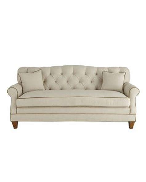 neiman marcus sofas quot ricci quot tufted back sofa neiman marcus furniture