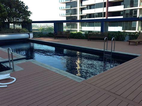 Pool Maintenance pool decking timberlast