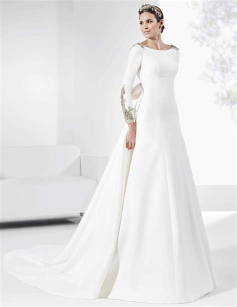 imagenes vestidos de novia actuales trajes de novia l 237 nea sirena de encaje con espalda y