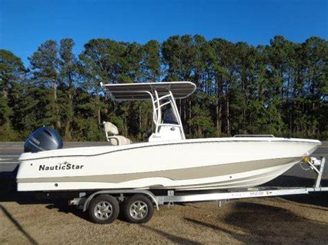 nautic star boats south carolina 2018 nauticstar 231 coastal boats