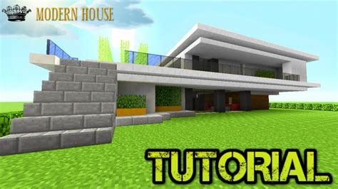 minecraft modern house tutorial minecraft house step by step www imgkid com the image