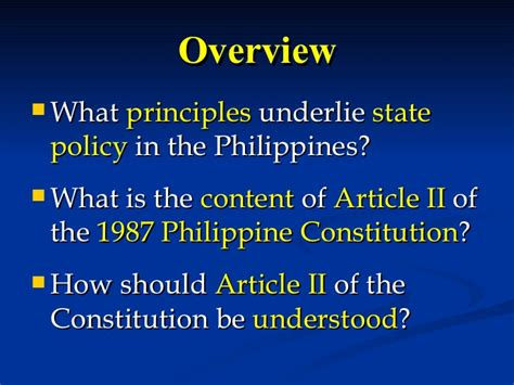 article 3 section 22 philippine constitution the 1987 philippine constitution article ii