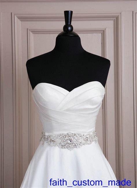 2019 Justin Alexander A066 Fashion 2015 Wedding Sashes