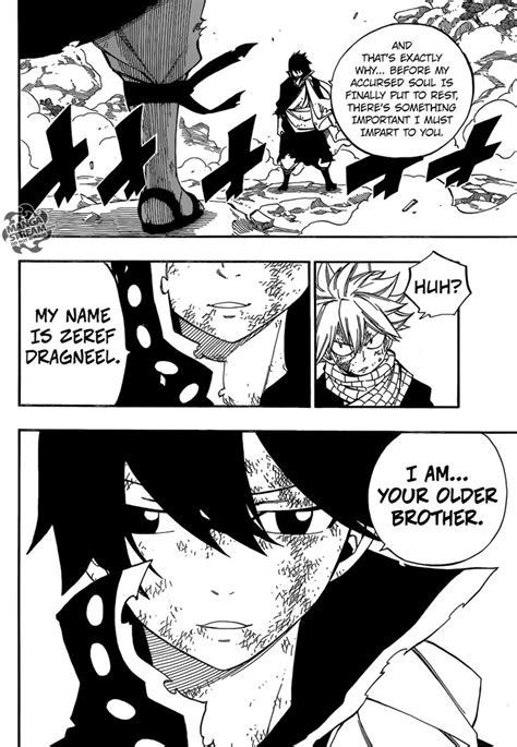 read fairytail 185 best natsu and zeref brothers images on