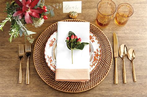 place setting ideas 15 holiday place setting ideas how to decorate
