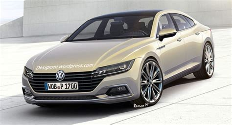 2017 Cc Sport by Another 2017 Volkswagen Cc Modeled After Sport Coupe Concept