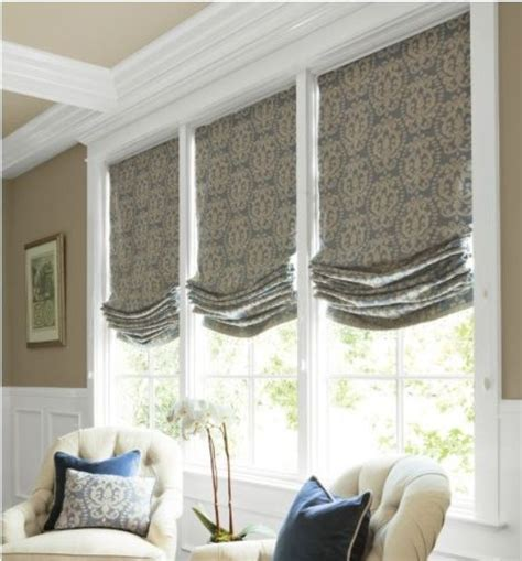Fabric Window Blinds 1000 Ideas About Fabric Shades On