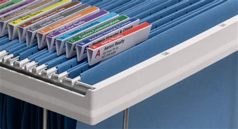 how to set up an effective filing system