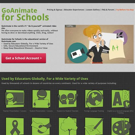 goanimate templates 100 goanimate templates free goanimate alternative