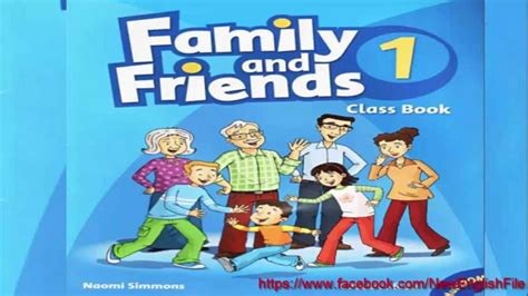 Friend Of The Family starter lesson 1 hello family and friends 1