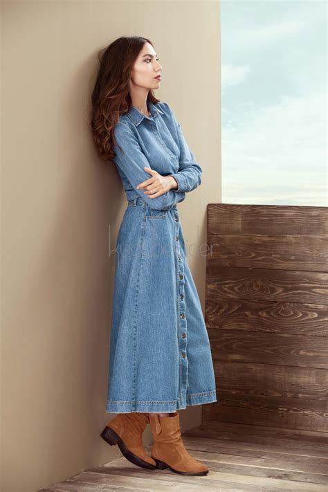 Marbel Tunik marble denim a 231 箟k mavi k箟sa etek kuaybegider