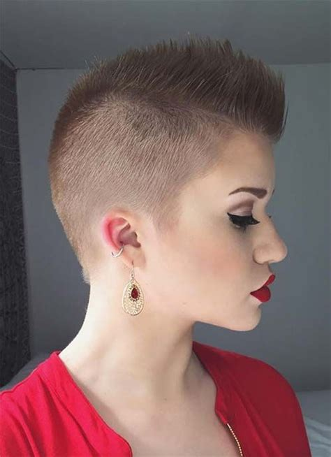 buzzcut und coloration 1125 besten hair cut color ideas bilder auf pinterest