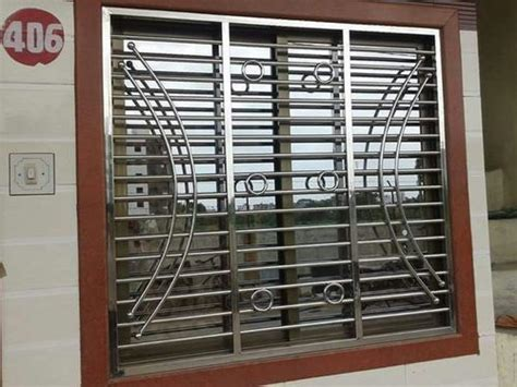 Stainless Steel Window Grills Manufacturers, Suppliers