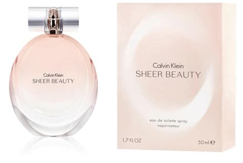 Parfum Calvin Klein Sheer calvin klein sheer eau de toilette from degruchys