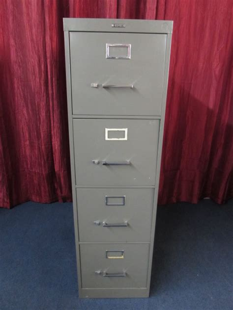 anderson hickey file cabinet lot detail four drawer anderson hickey letter size file