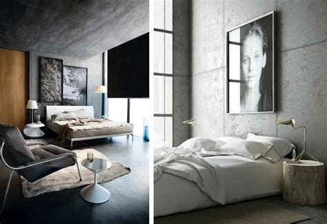 Gray Walls In Bedroom - grey bedroom walls eszterieur