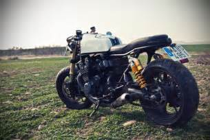 Honda Nighthawk Cafe Racer Honda Cb750 Nighthawk Cafe Racer Return Of The Cafe Racers