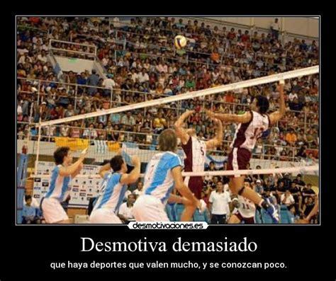 imagenes motivadoras de voley im 225 genes y carteles de voleibol desmotivaciones