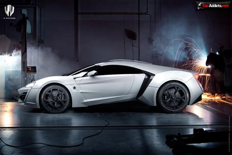 2013 Lykan Hypersport Price Details